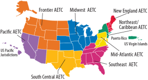 AETC Map for 2015
